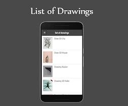 How To Draw 3D - screenshot thumbnail 01