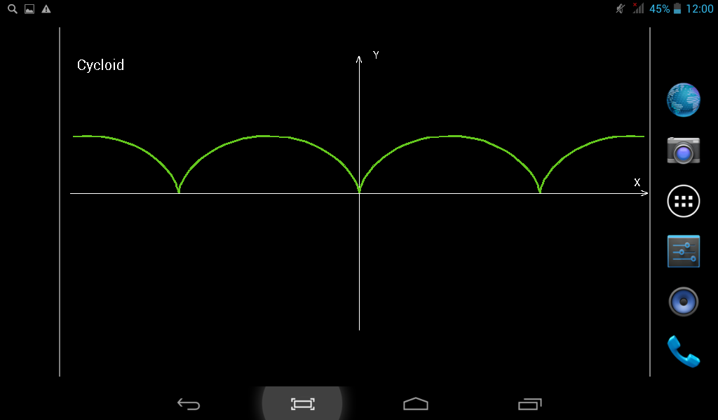 Curves- screenshot