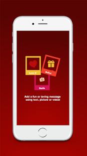 Advent calendar app - náhled