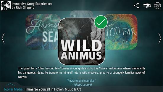 TooFar Media: Immersive Story Experiences - náhled