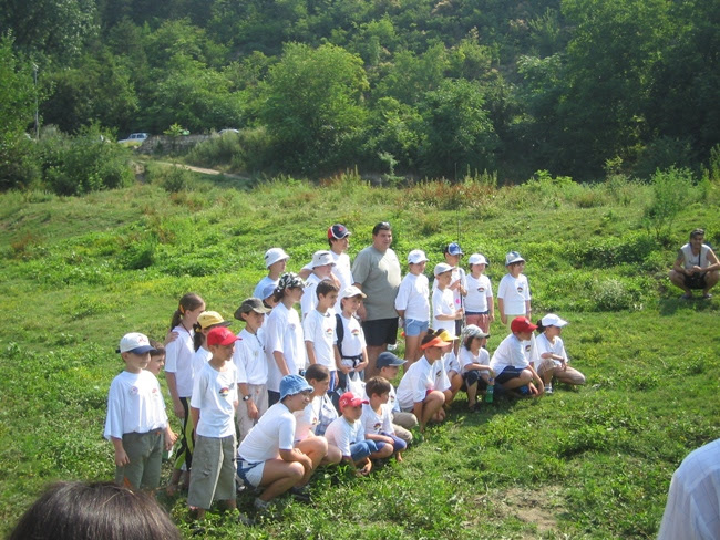Риболовно Училище 'Млади Видри' - град Бяла - 25.Юни.2006