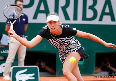 Na stunt tegen Halep de anticlimax: Elise Mertens moet opgeven in kwartfinale tegen voormalige dubbelpartner