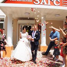Wedding photographer Nikita Okhakhlin (kot94). Photo of 11.08.2017