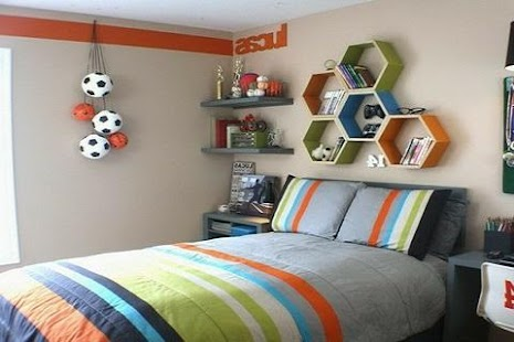 Kids Room Decorating Ideas - náhled