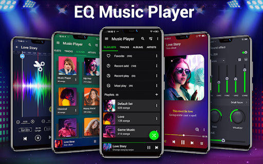 Music Player - Bass Booster - Free Download Apk 1