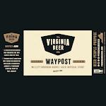 Virginia Beer Co. Waypost: Willett Bourbon