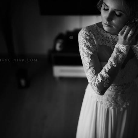 Wedding photographer Adam Marciniak (marciniak). Photo of 12.08.2016