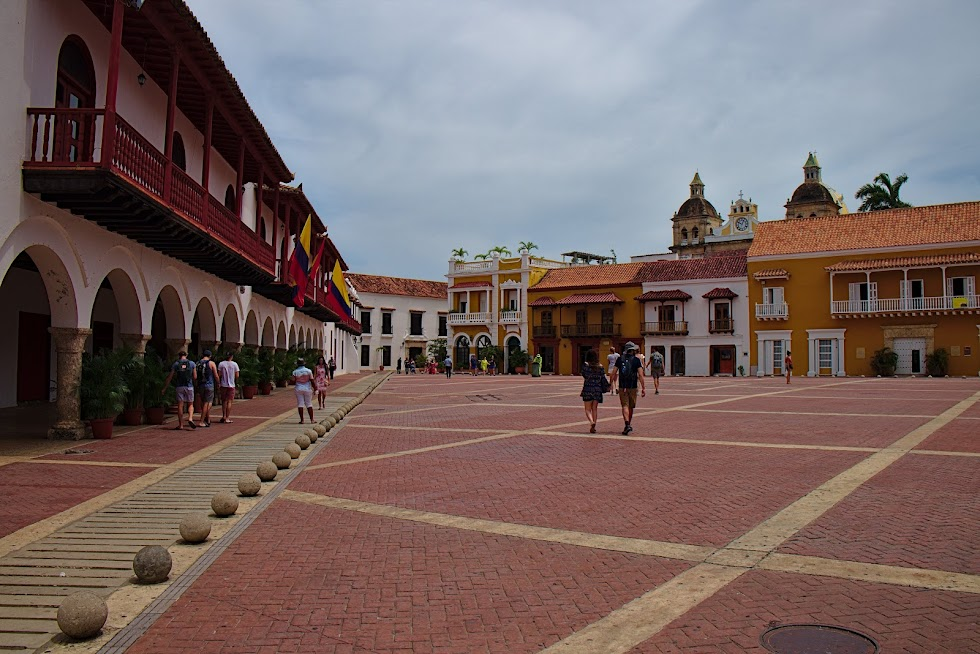 Plaza de Aduana