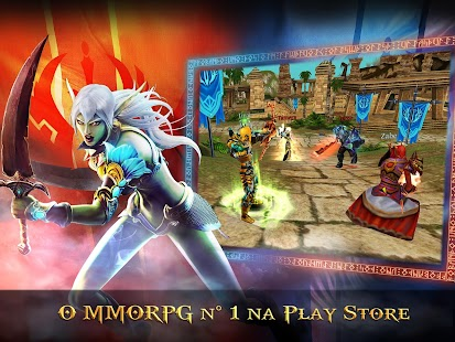 Order & Chaos Online Imagen do Jogo