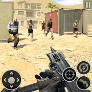 Freedom of Army Zombie Shooter: Free FPS Shooting