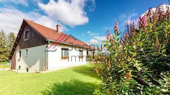 maison à Censeau (39)