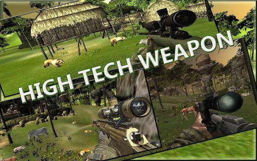 布拉沃猎人3D|玩動作App免費|玩APPs