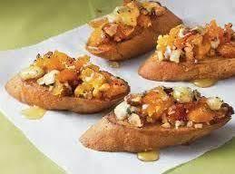 Bacon Gorgonzola And Honey Appetizer Recipe