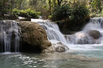 Photo: Day 277 - Tat Kuang Si Waterfalls (Laos)