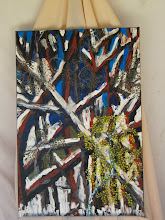 Photo: Snowed Day 60cmx90cm $200