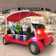 Taksi simulator mobil - game shopping mall mal