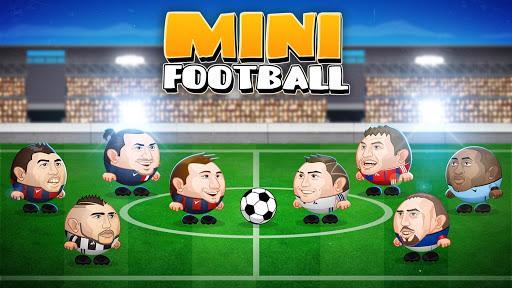 Mini Football Soccer Head Cup
