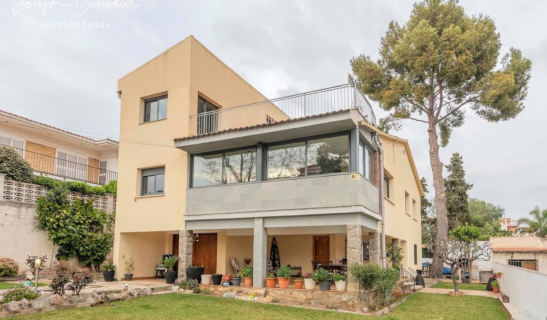Maison avec piscine et terrasse Castelldefels