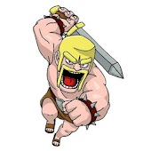 Draw Clash of Clans