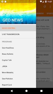 GEO News - Live TV Stream - náhled