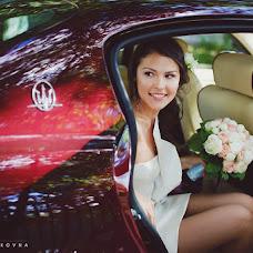 Wedding photographer Elena Zayceva (Zaychikovna). Photo of 20.08.2013