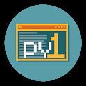 Программирование игр, создание с нуля (Python 3) 1 icon