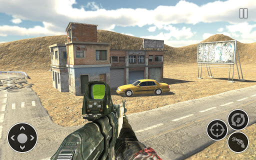 Freedom of Army Zombie Shooter: Free FPS Shooting 1.5 screenshots 5
