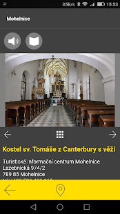 Mohelnice - audio tour- screenshot thumbnail