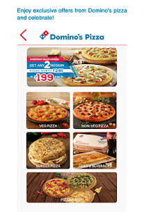 Domino's Pizza Online Delivery- screenshot thumbnail