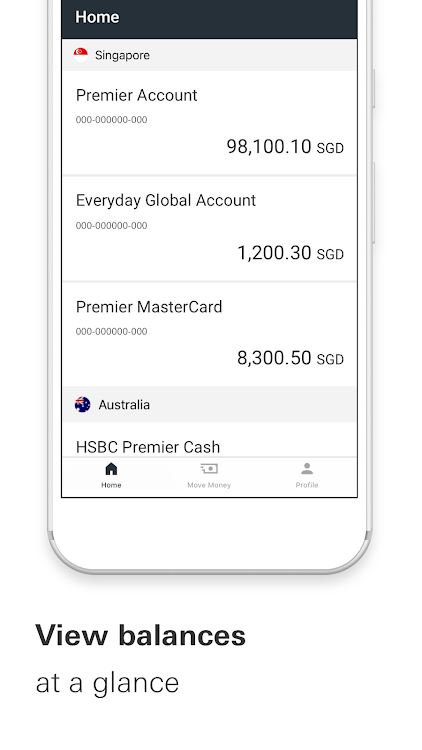 HSBC Singapore – (Android Apps) — AppAgg