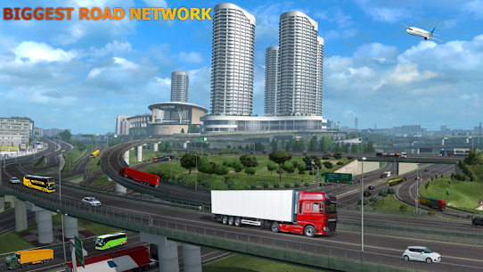 Silk Road Truck Simulator : Offroad Cargo Truck Apk Download For Android and Iphone 4