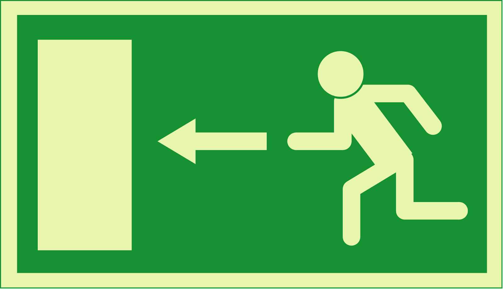 Old Fire exit