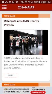 Detroit Auto Show - NAIAS- screenshot thumbnail