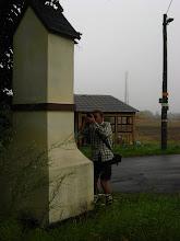 Photo: Wykonujemy kilka zdjęć, chwilę zastanawiamy się czy jest sens zwlekać aż przestanie padać czy może ruszyć ku Borówkowej i tam spożyć śniadanie.