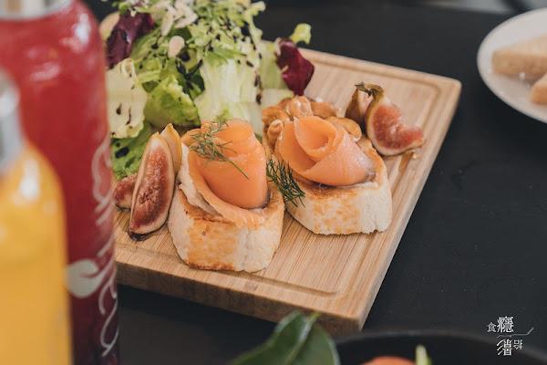 台北中山美食:FIELD 小田食光|商圈裡的中場休息,享用一桌樂活地中海