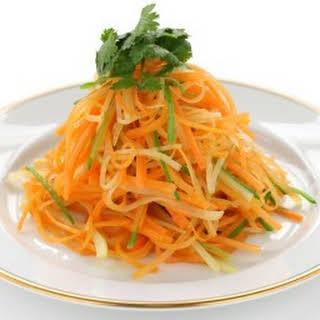 Jicama-carrot Salad.