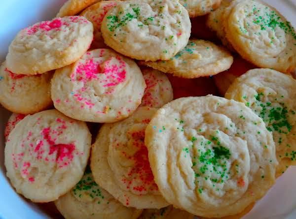 My Favortite Sugar Cookie Recipe