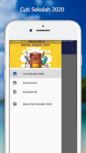 Cuti Sekolah 2020 screenshot 1