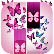 Butterfly Piano Tiles 2018