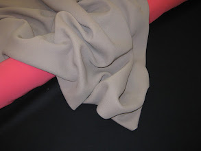 Photo: Ткань: кади нат. шелк, ш. 140 см., цена 5500р.