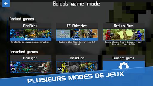 Code Triche Spartan Firefight APK MOD screenshots 6