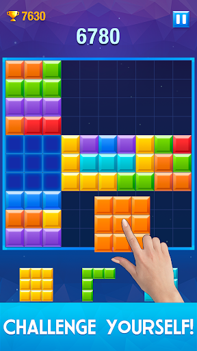 Puzzle Master - Sweet Block Puzzle apkdebit screenshots 4