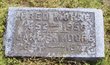 Photo: Moore, Fred and Jane S.
