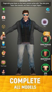 Idle Human Mod APK (Diamond/Unlocked) 1.9.5 for Android 3