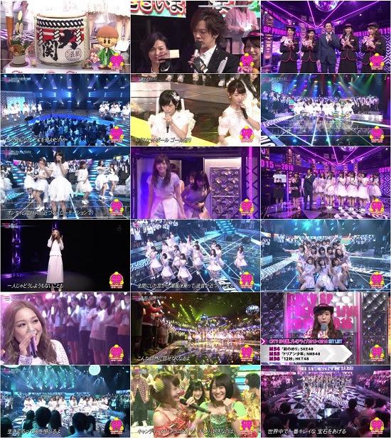 151231 AKB48G Nogizaka46 (乃木坂46) Part – CDTVスペシャル!年越しプレミアライブ2015→2016 (CDTV Premier Live 2015-2016)