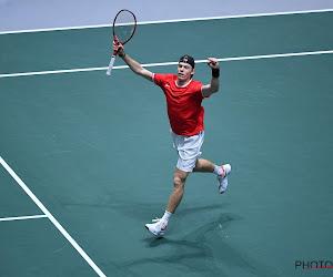 Eerste finalist Davis Cup Finals is bekend