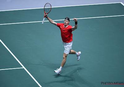 Canada eerste finalist op Davis Cup Finals