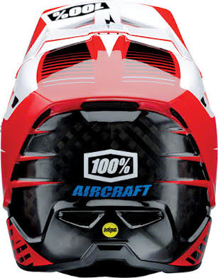 100% MY17 Aircraft MIPS Carbon Full-Face Helmet alternate image 3