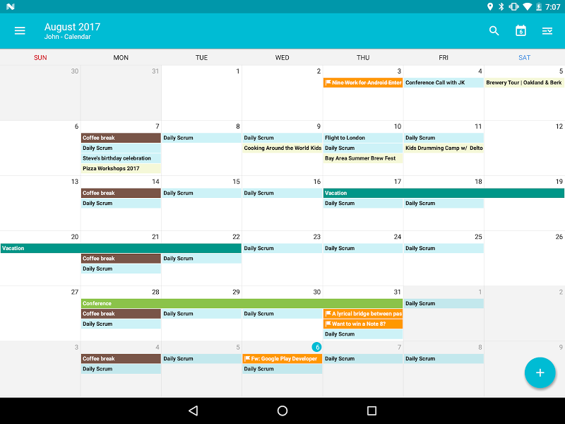Nine - Email & Calendar Screenshot 8