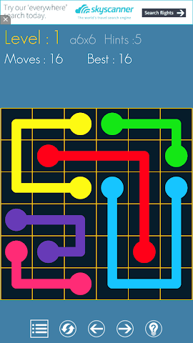 android Flow Frenzy Free Screenshot 3